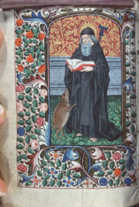 Berkeley, University of California, Bancroft Library, UCB 150, f. 252v