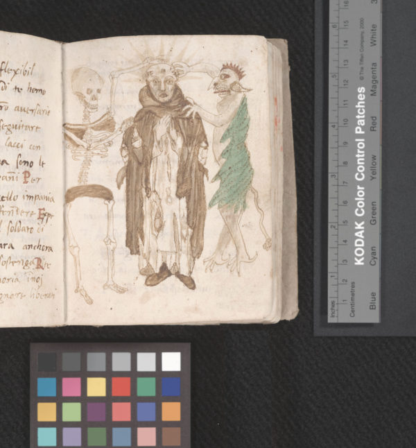 Lawrence, University of Kansas, Spencer Research Library, Spec. Coll., MS A7, f. 137