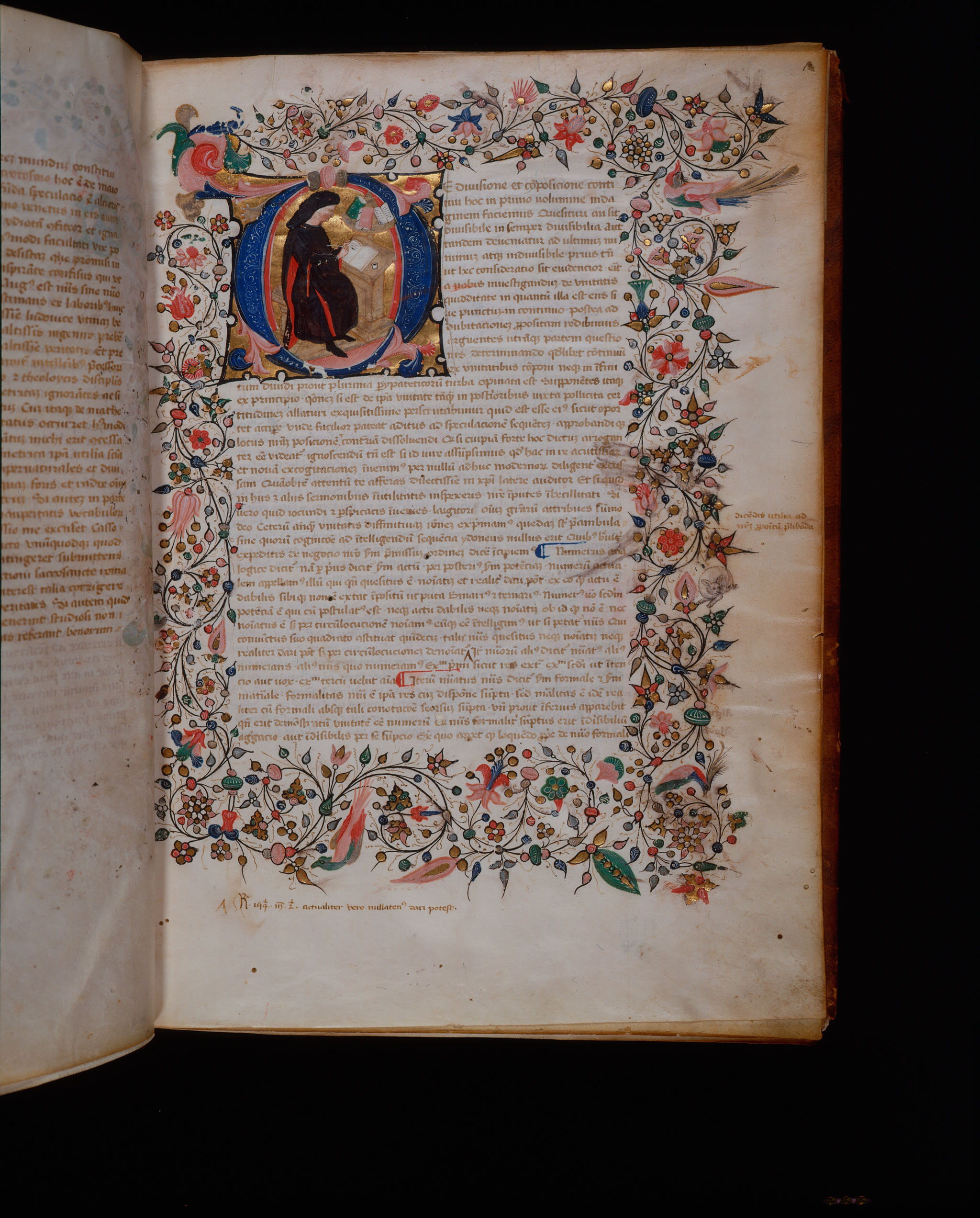 Baltimore, Johns Hopkins University, Eisenhower Library, MSB 17A, f. 2
