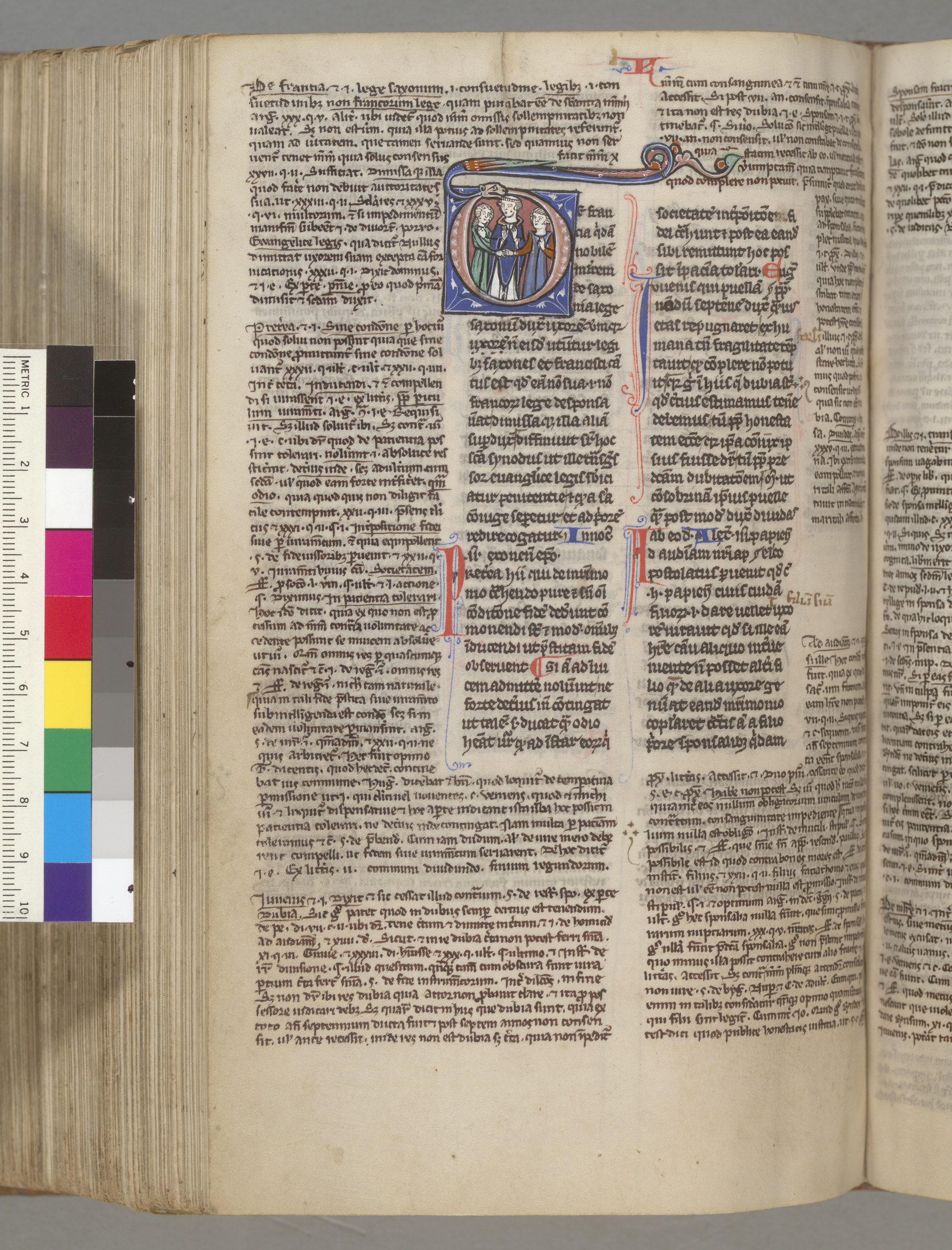 Berkeley, University of California, Robbins Collection, Robbins MS 100, f. 356v