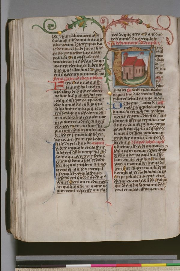 New York, Columbia University, Burke Library at Union Theological Seminary, UTS MS 003, f. 171v