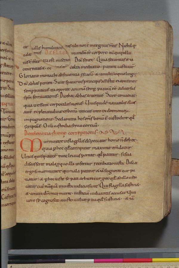 New York, Columbia University, Burke Library at Union Theological Seminary, UTS MS 006, f. 33